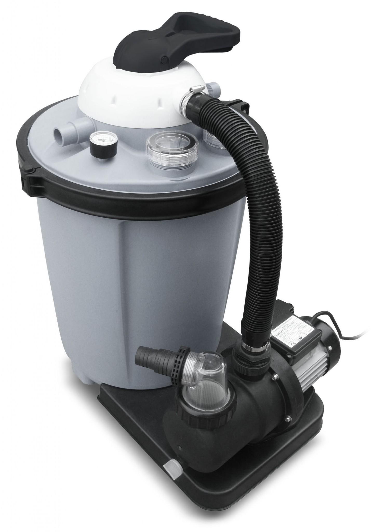 Monobloc de filtraci n de diametro 430 con motor cv for Motor piscina 0 5 cv