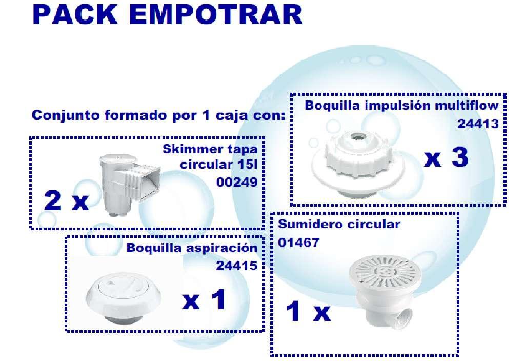 Pack-empotrar