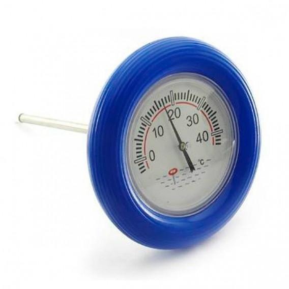 Termometro cilindrico sumergible basic line piscinas lara for Termometro piscina